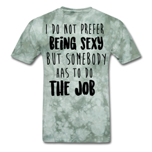Load image into Gallery viewer, I Do Not Prefer-Men's T-Shirt - military green tie dye