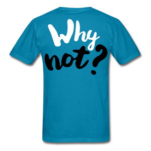 Drink First-Men's T-Shirt - turquoise