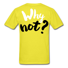 Load image into Gallery viewer, Drink First-Men's T-Shirt - yellow