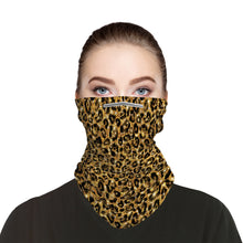 Load image into Gallery viewer, Printed Snood Scarf