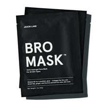 Load image into Gallery viewer, Bro Mask- Single Hydrogel Sheet Mask
