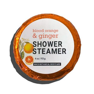 Blood Orange & Ginger Shower Steamer