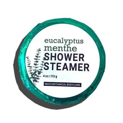 Eucalyptus Menthe Shower Steamer