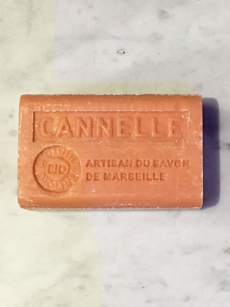 Savon de Marseille French Soap Cannelle