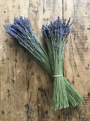 Yorkshire Dried Lavender Bunch x 2