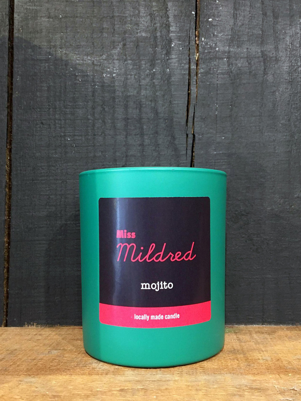 Miss Mildred Candle Mojito