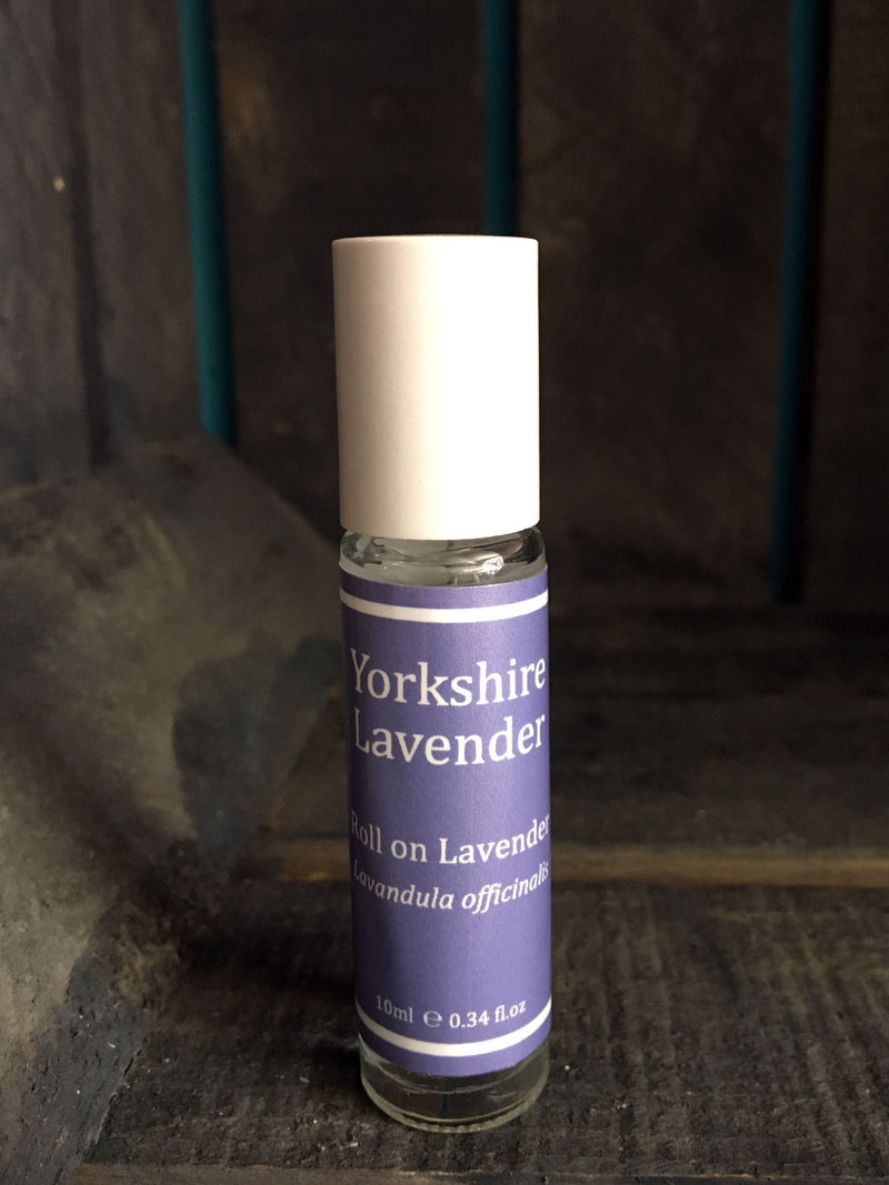 Yorkshire Lavender Roll On 10ml