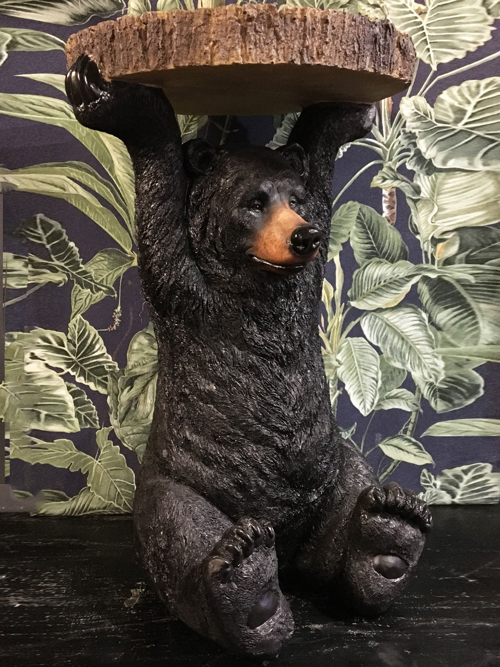 Bernie Bear Side Table