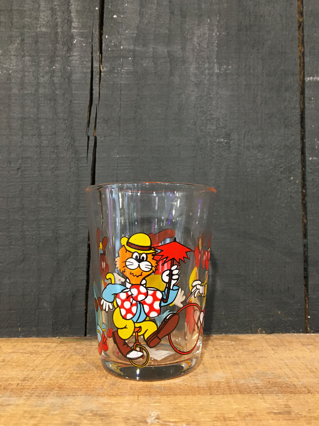Kids Comic print Tumbler Glass