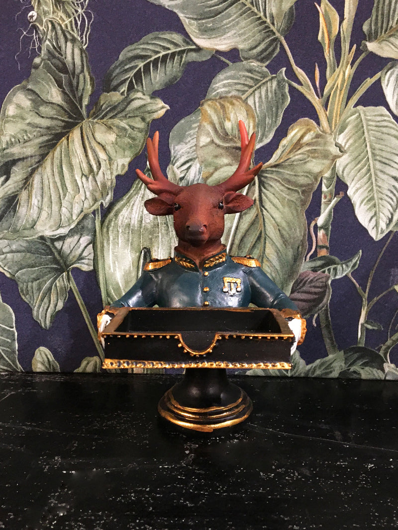Stag Card holder / Sweet Tray