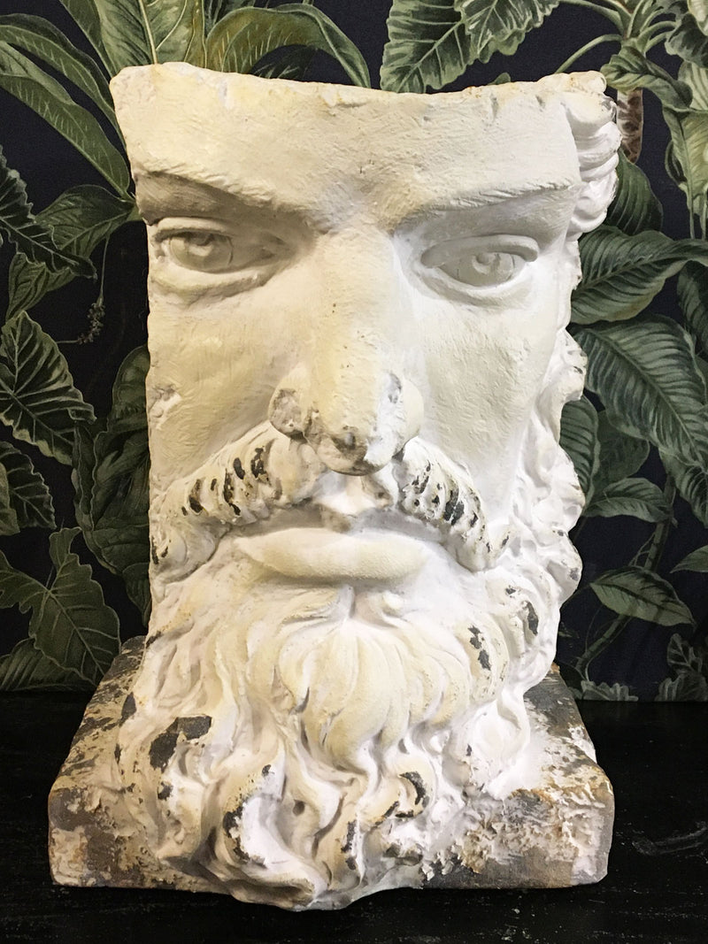 Classical Face Tall  Planter
