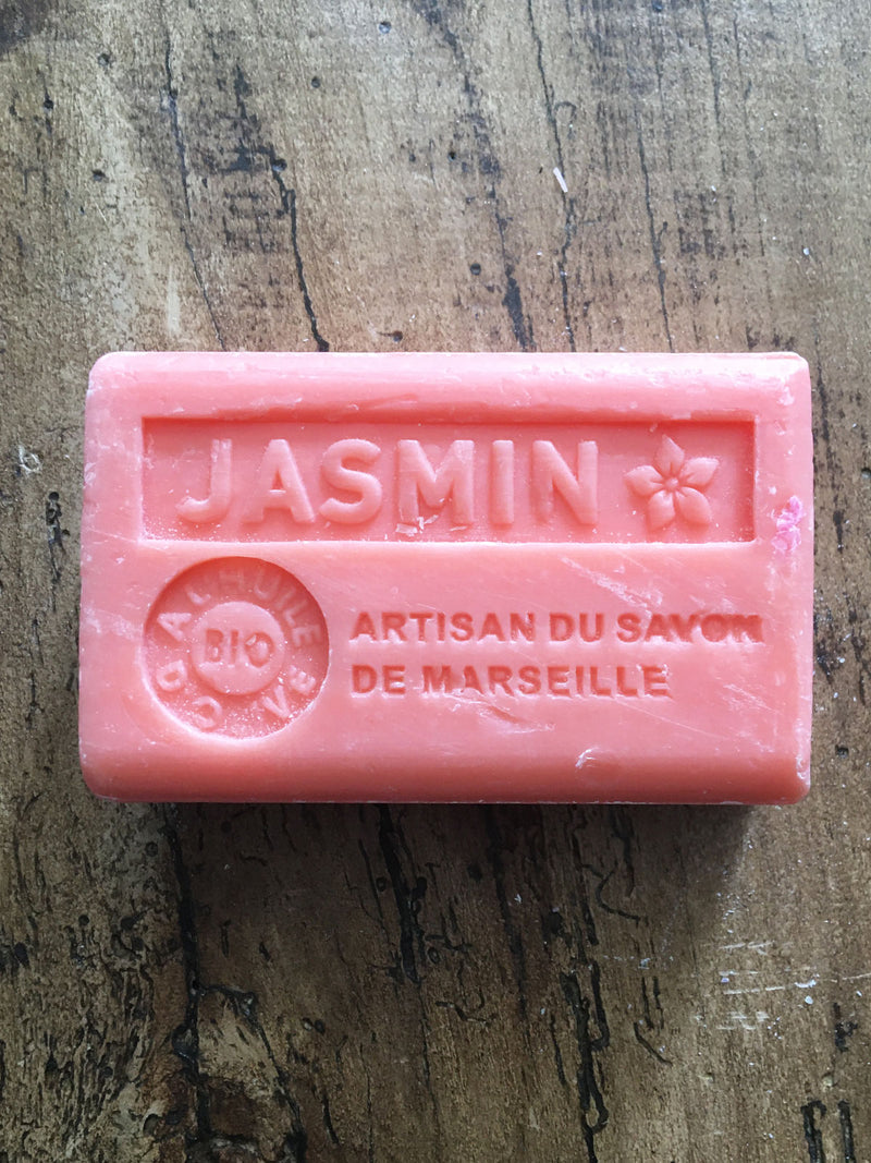 Savon de Marseille French Soap Jasmin