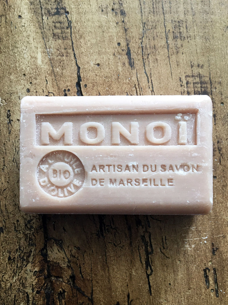Savon de Marseille French Soap Monoi