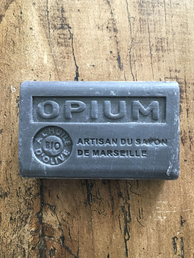 Savon de Marseille French Soap Opium