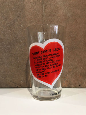 Saint James Grog Glass