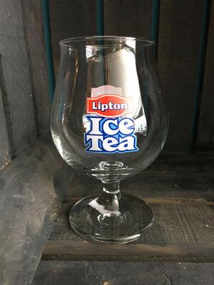 'Lipton Ice Tea' 15.5cm Glass