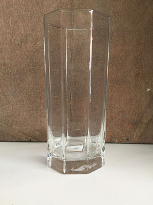 Vintage Octime Hi-Ball Glass