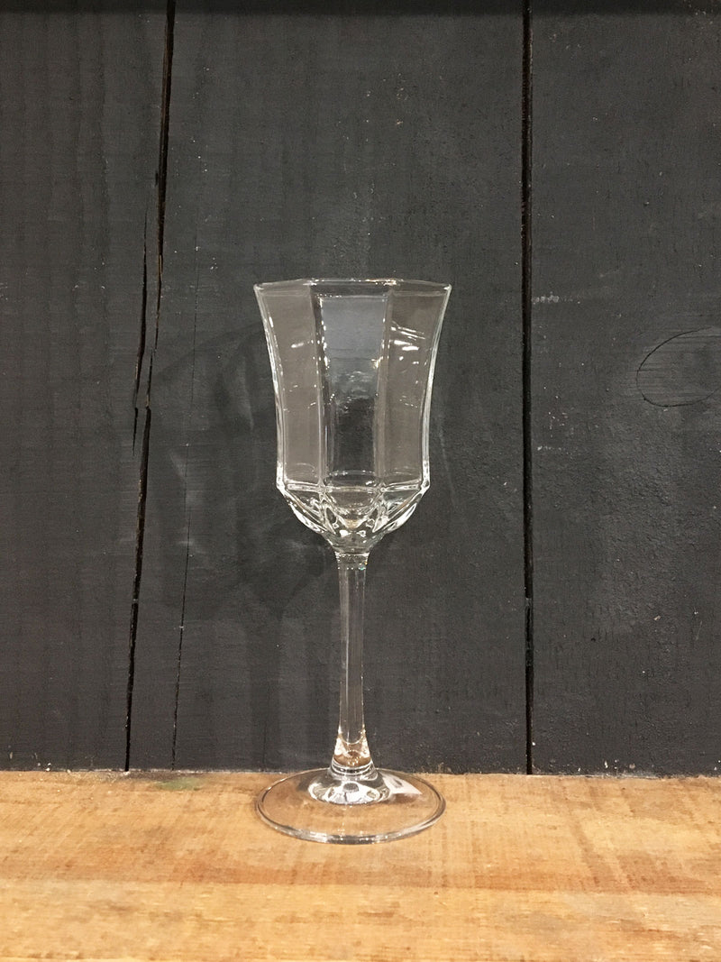 Vintage Octime Small Wine Glass