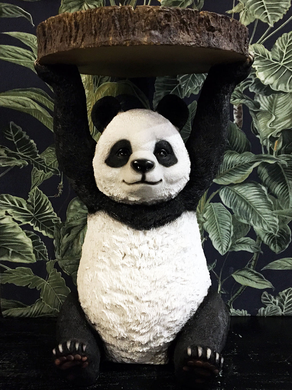 Paul Panda Side Table