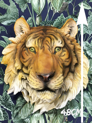 Timothy Tiger Wall Decoration