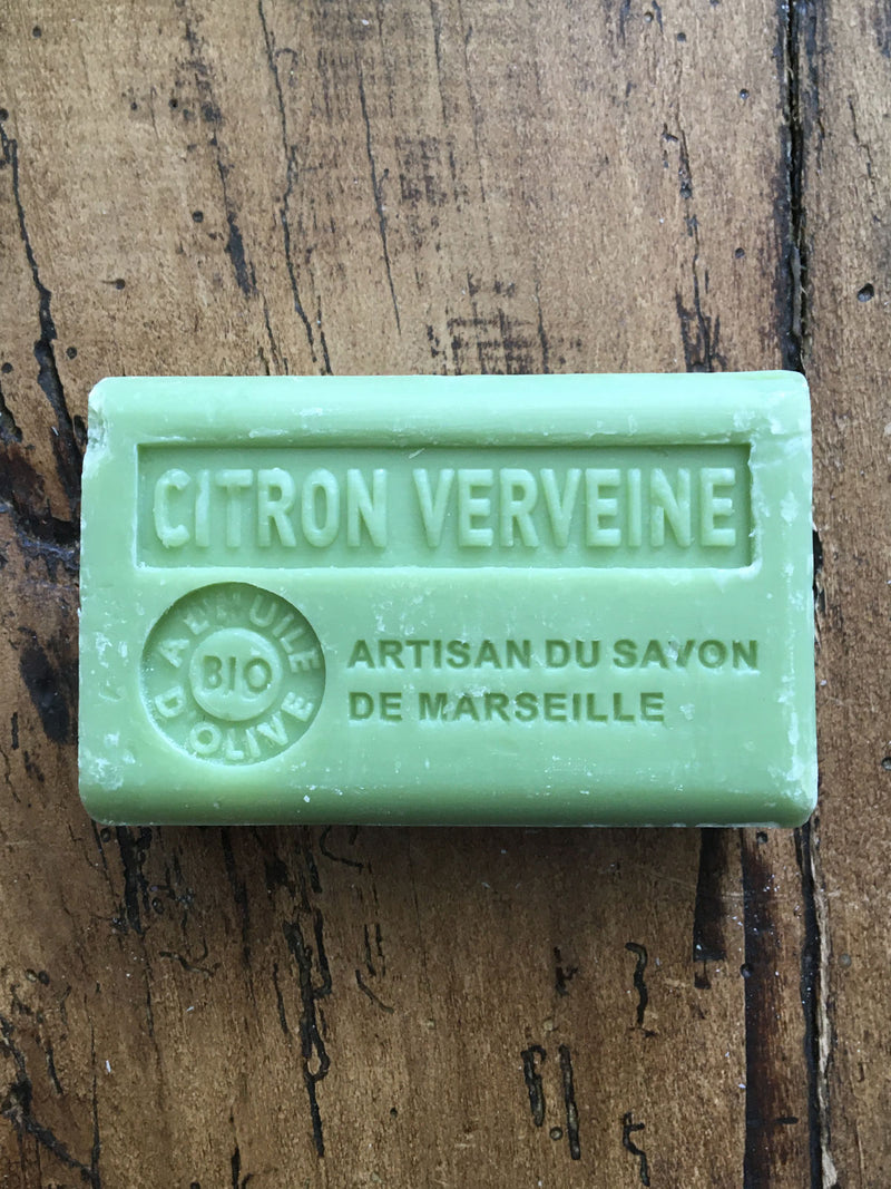 Savon de Marseille French Soap Citron Verveine