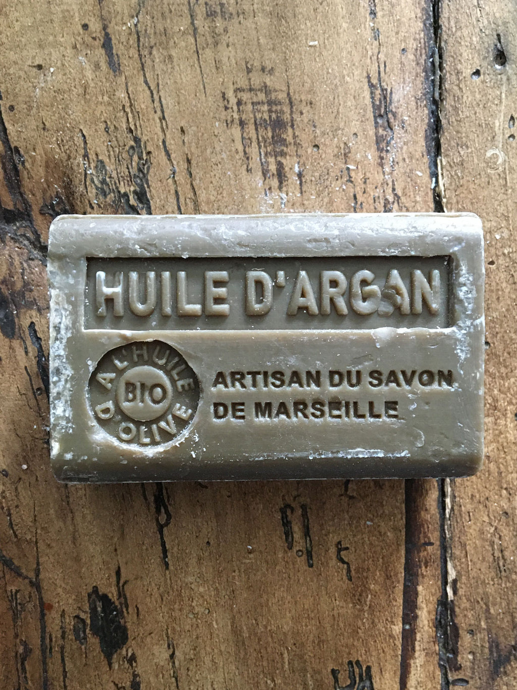 Savon de Marseille French Soap  Huile D'Argan