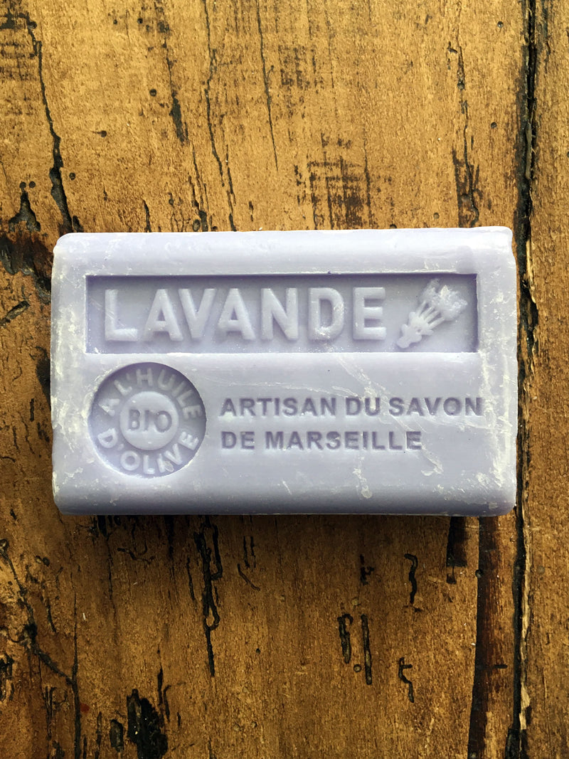 Savon de Marseille French Soap  Lavande