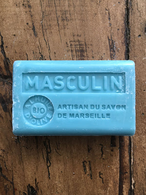 Savon de Marseille French Soap Masculine