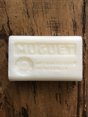 Savon de Marseille French Soap Muguet