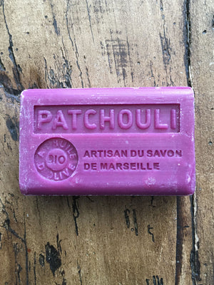 Savon de Marseille French Soap Patchouli