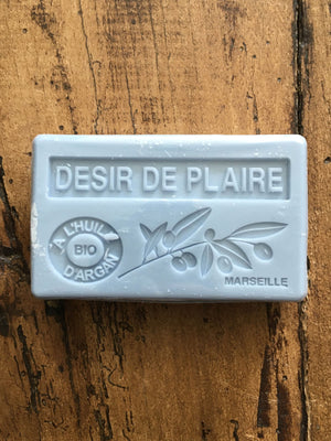 Savon de Marseille Argan Oil French Soap Seduction