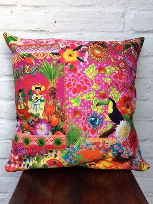 Mexicana Cushion