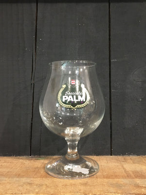 Belgian Bier Glass Speciale Palm