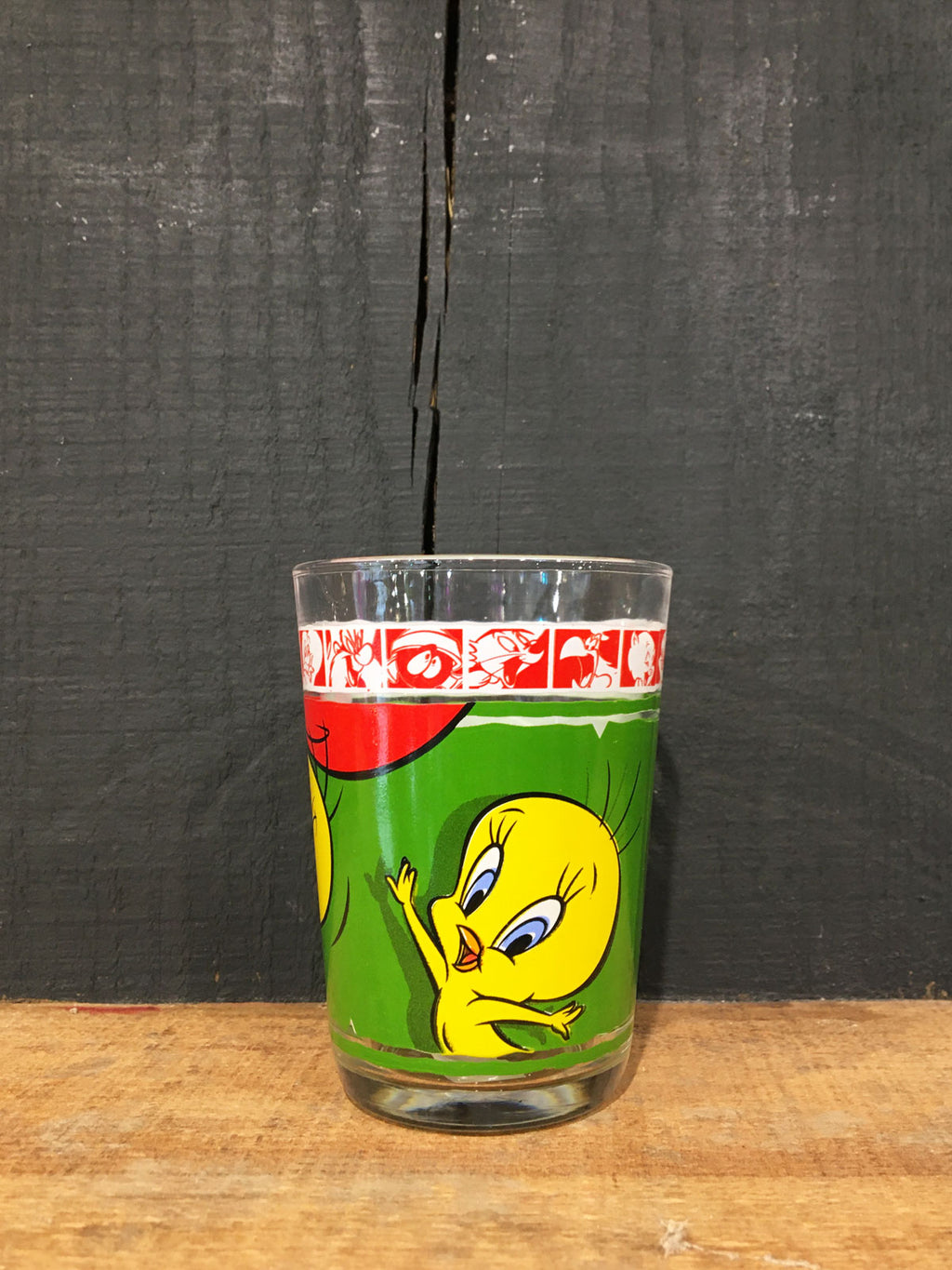 Tweety Pie print Tumbler Glass