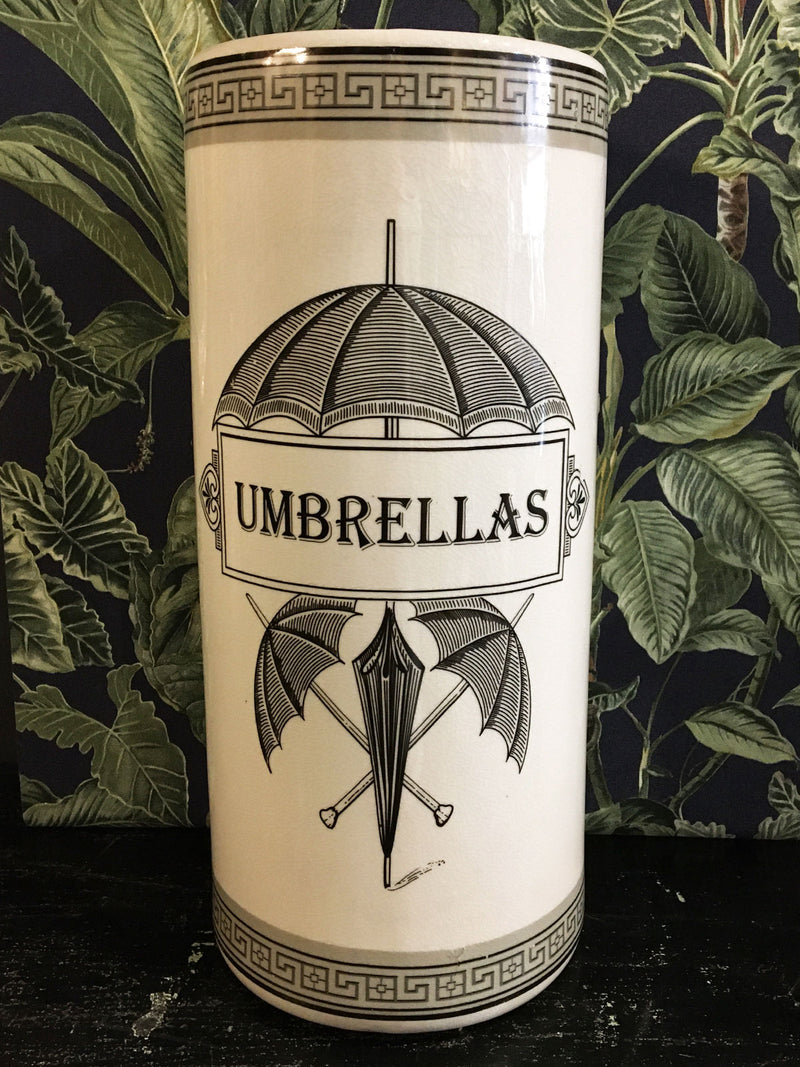 Ceramic Umbrella Stand
