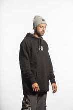 Laden Sie das Bild in den Galerie-Viewer, Brethren Shred Hoodie 2.0 black