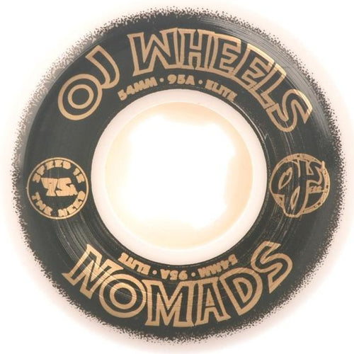 OJ Wheels Nomads 95A 53mm