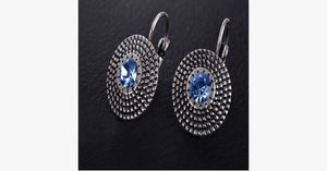 Geometrical Clip Stud Earrings - FREE SHIP DEALS