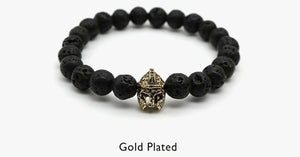 Gold-Plated Gladiator Bracelet - FREE SHIP DEALS