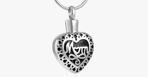 Mom Monument Ashes Urn Holder Necklace - FREE SHIP DEALS