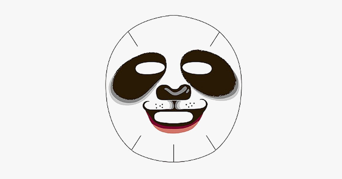 Panda Brightening Mask - FREE SHIP DEALS