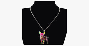 Chihuahuas Dog Pendant Necklace - FREE SHIP DEALS