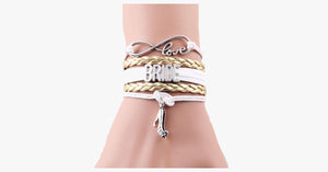 Boho Vintage Bride's Bracelet - FREE SHIP DEALS