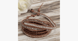 Royal Wrap Bracelet