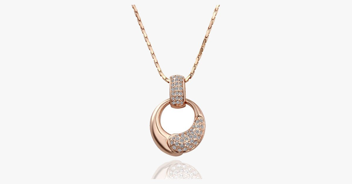 Circle Pendant - FREE SHIP DEALS