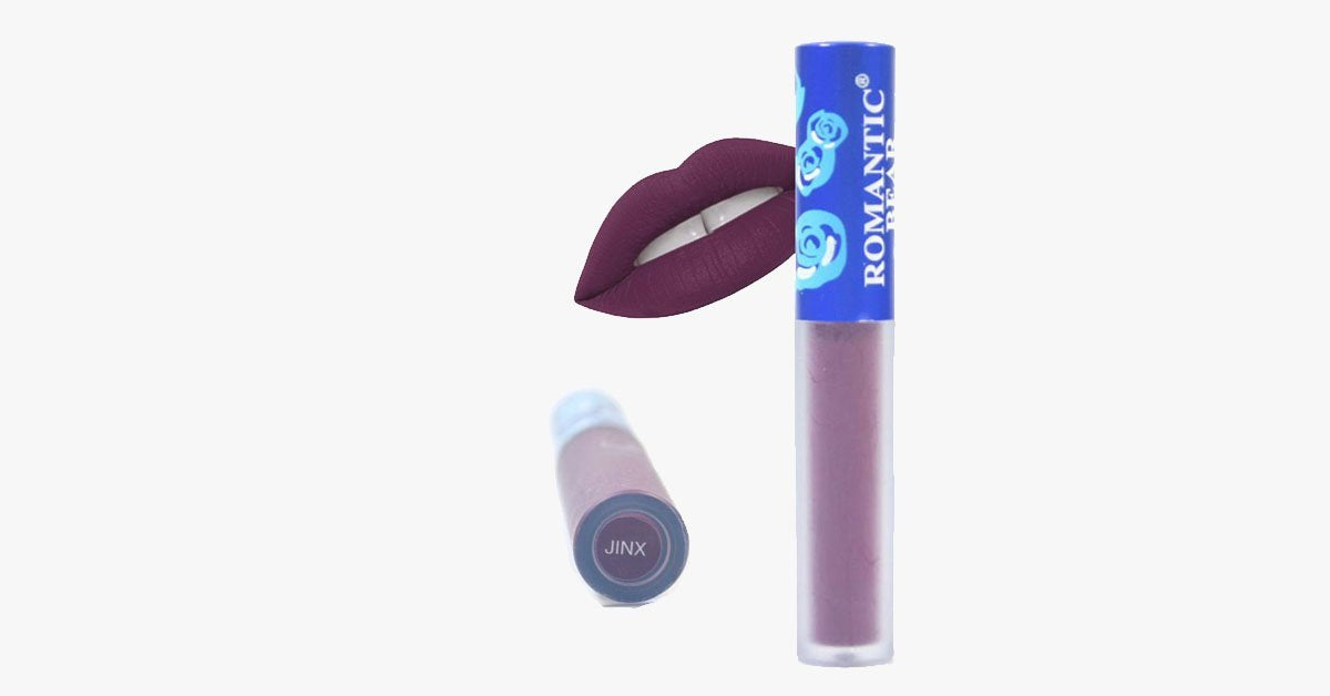 Frosted Metallic Lipstick - FREE SHIP DEALS