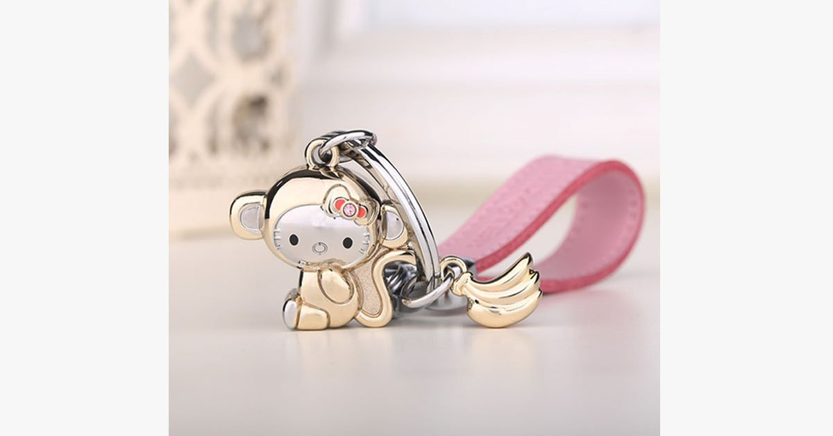 Hello Kitty Key Ring - FREE SHIP DEALS