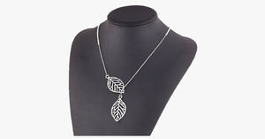 Autumn Leaves Necklace - FREE SHIP DEALS