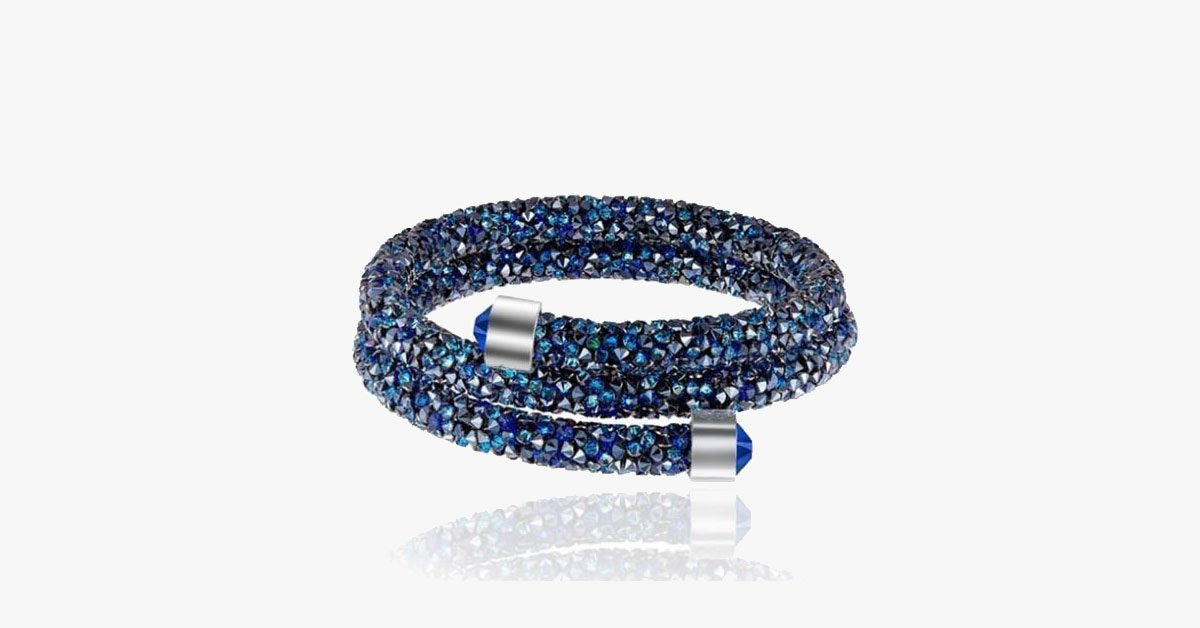 Crystal Dust Wrap Bracelet - FREE SHIP DEALS