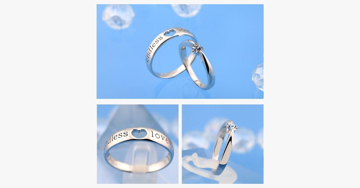 Endless Love Ring Set - FREE SHIP DEALS